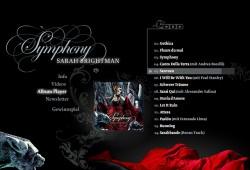 Sarah Brightman Website
