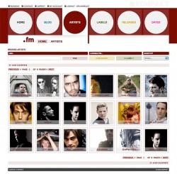 Kompakt Artist Overview