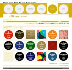 Kompakt Releases Overview