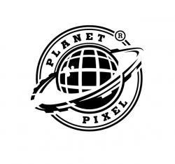Planet Pixel Logo