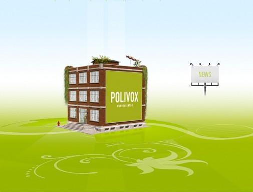 Polivox Homepage