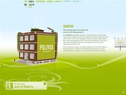 Polivox Profilseite