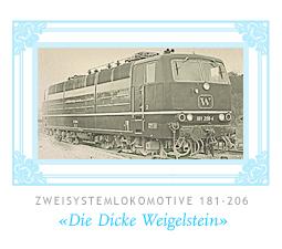 Weigelbahn