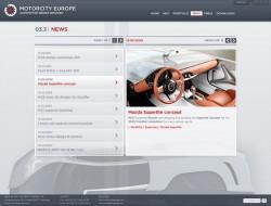 Motorcity Europe // News
