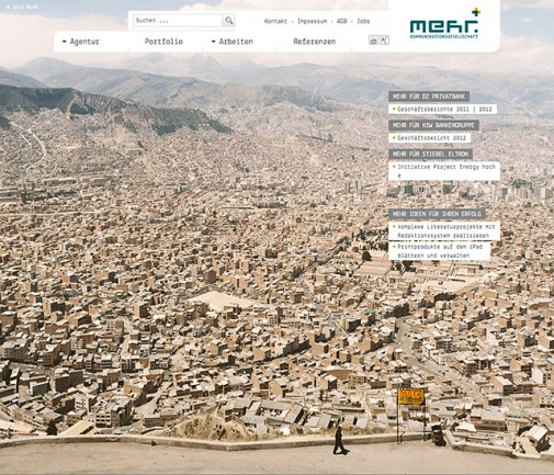 mehr+ Homepage