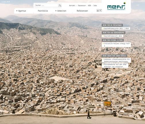 mehr+ Homepage