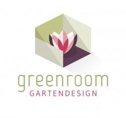 Das Logo von Greenroom Gartendesign