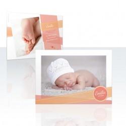 Insel Eintracht Babykarte Liebeserklärung